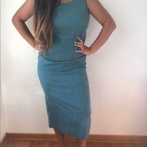 VINTAGE 90s Midi Dress 👗